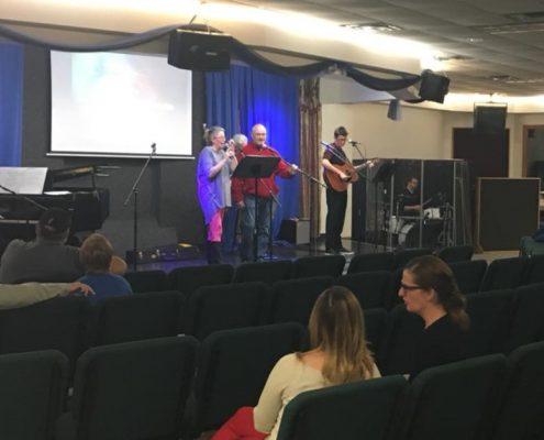 Worship Musician Night
