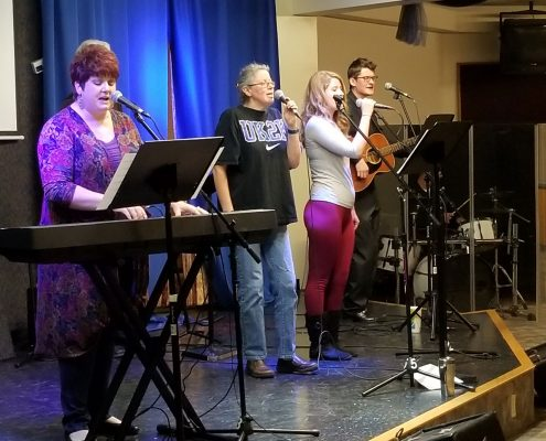 Florence-United-Methodist-Church-Praise-Team-Mall-Worship-Musician-Night-Jan-2018-1