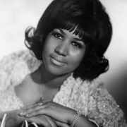 Young Aretha Franklin Portrait