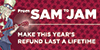 From Sam To Jam Logo Button