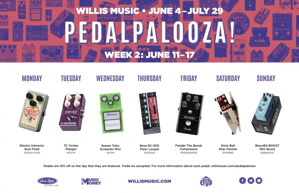 Pedalpalooza Week 2