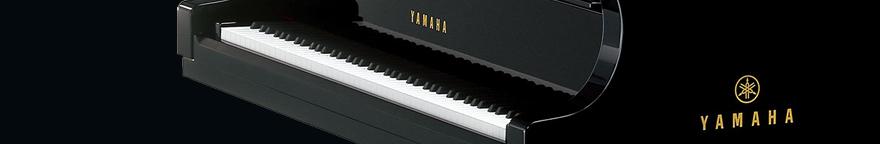 Yamaha Rental Banner