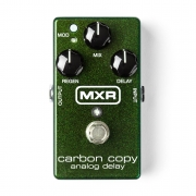 Pedalpalooza week 1 Wednesday MXR Carbon Copy pedal