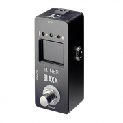image of Stagg Blaxx tuner pedal