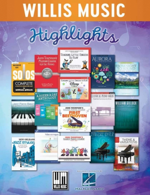 Willis Music Highlights Catalog