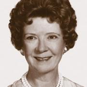 Sepia tone picture of Willis Music Composer Edna Mae Burnam