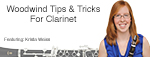 Woodwind Tips & Tricks for Clarinet Button