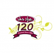 Willis Music 120 logo branding