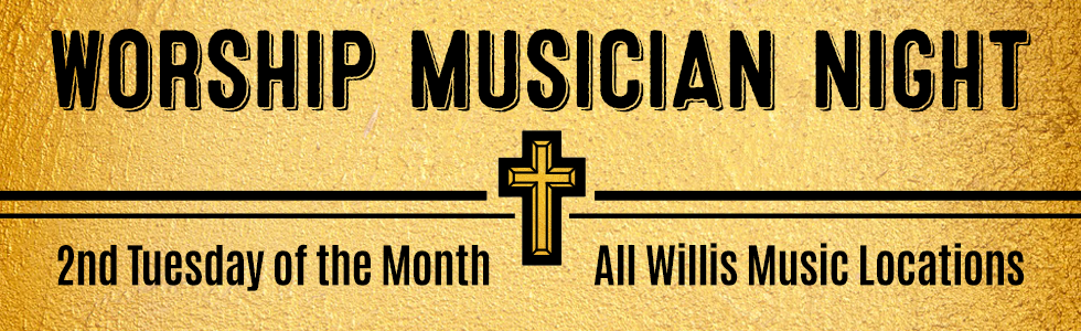 Willis Music - Music Publishing, Band Instruments, Pianos and Lessons