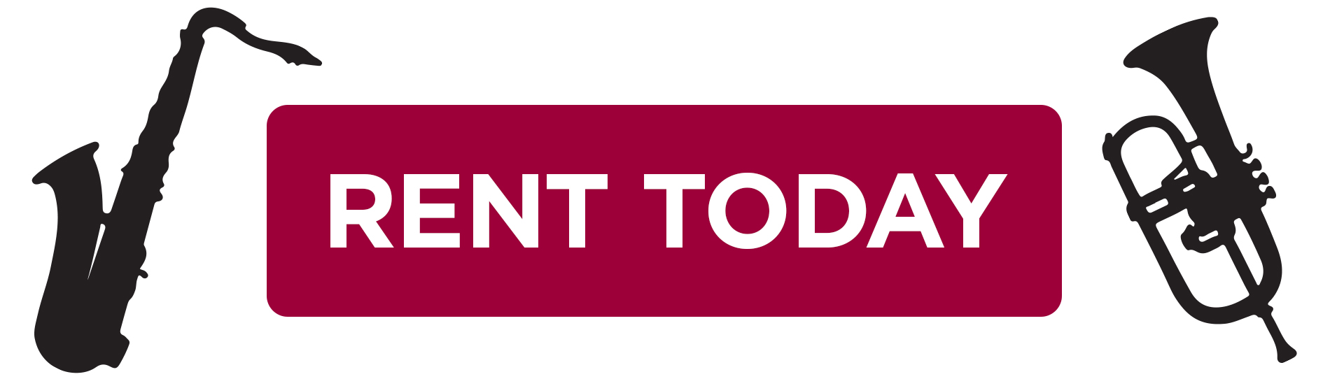 Rent today banner button