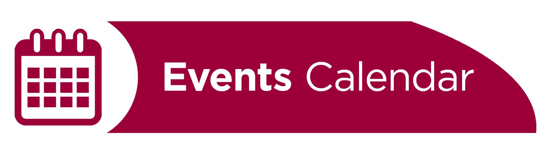 Events Calendar Banner