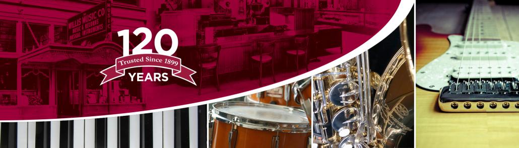 Willis Music - Music Publishing, Band Instruments, Pianos