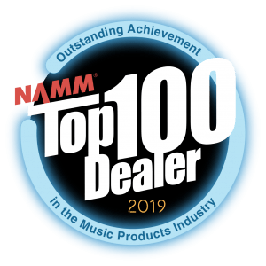 Top 100 Dealer Badge