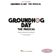 Groundhog Day The Musical Sheet Music Cover