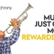 Synchrony Music just got more rewarding!