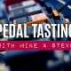 Pedal Tasting with Mike and Steve