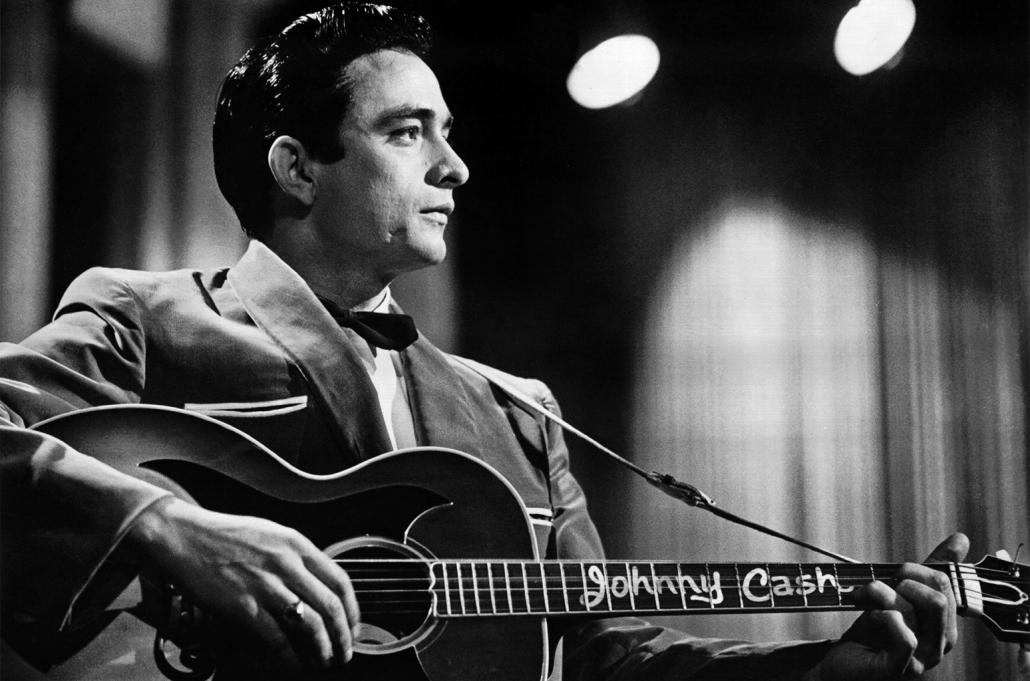Johnny Cash's Birthday!