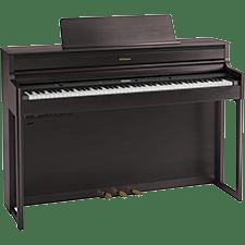hp704 Rosewood Digital Piano