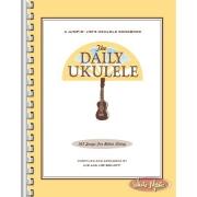 The Daily Ukulele Book