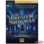 Greatest Showman – Violin Book with Audio Access