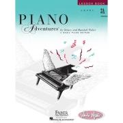 Piano Adventures: Lesson Bk. Level 3A