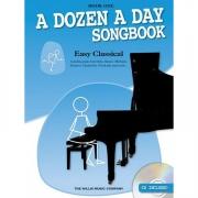 Book 1 A Dozen A Day Songbook