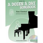 Book Two A Dozen A Day Songbook