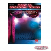 First 50 Broadway Songs Piano Vocal