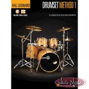 Hal Leonard Drumset Method – Book 1 Audio & Video Access