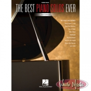 Best Piano Solos Ever, The 2nd Edition Book