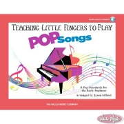 Teaching Little Fingers To Play Pop Songs Book with Audio Access