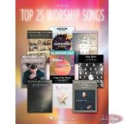 Top 25 Worship Songs Piano/Vocal/Guitar