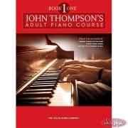 John Thompson's Adult Piano Course – Book 1
