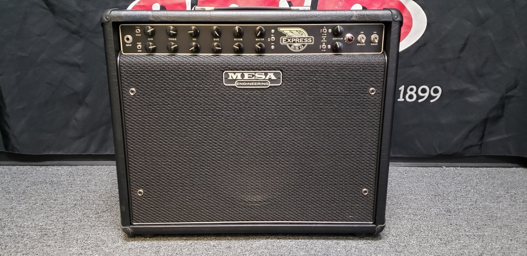 Preowned Mesa Boogie Express 5:50 Combo Serial Number  E50-00512B