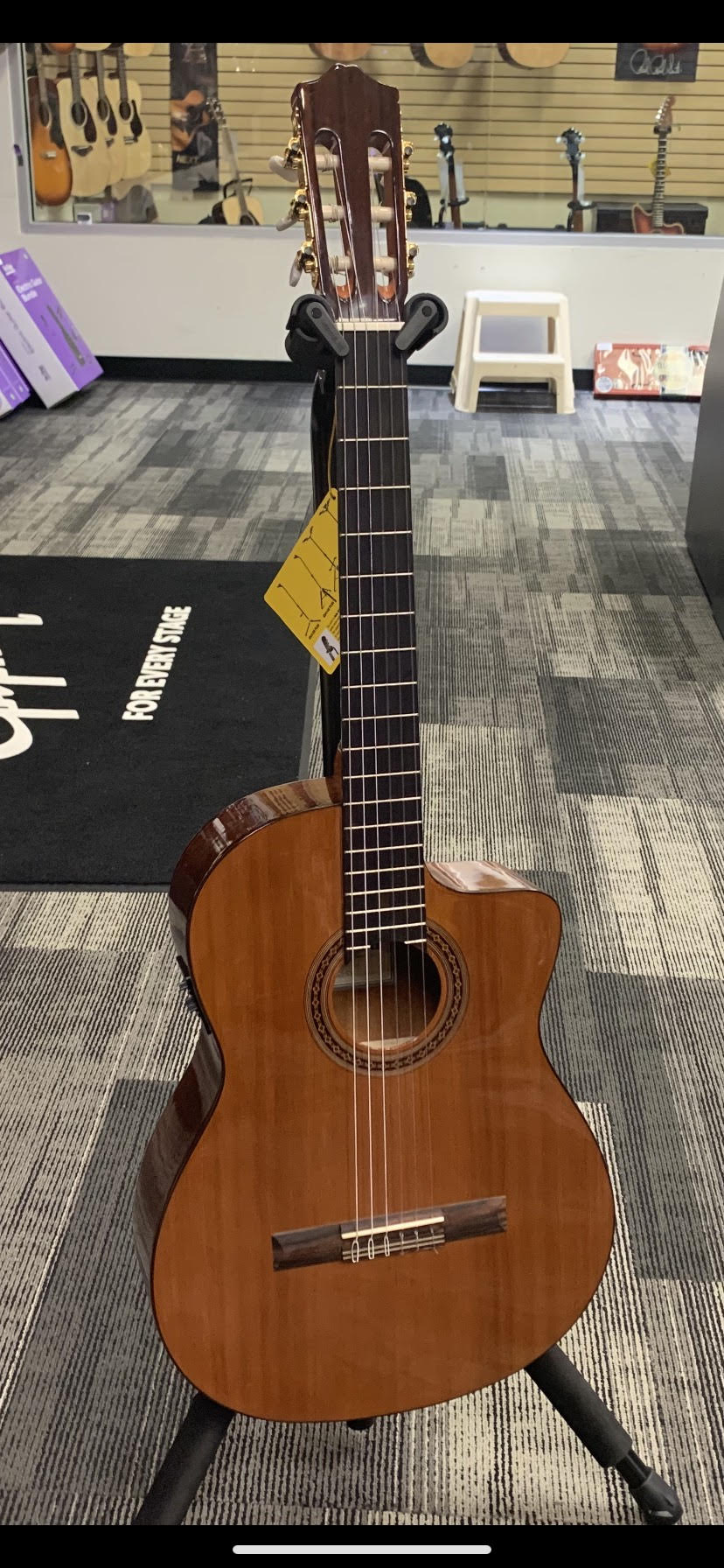 Used Cordoba C5CE Classical Acoustic Electric Guitar