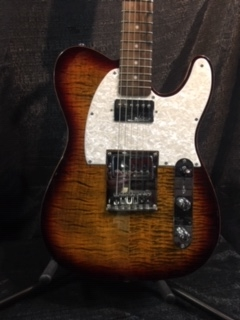 Used Michael Kelly Single Cut Electric Guitar