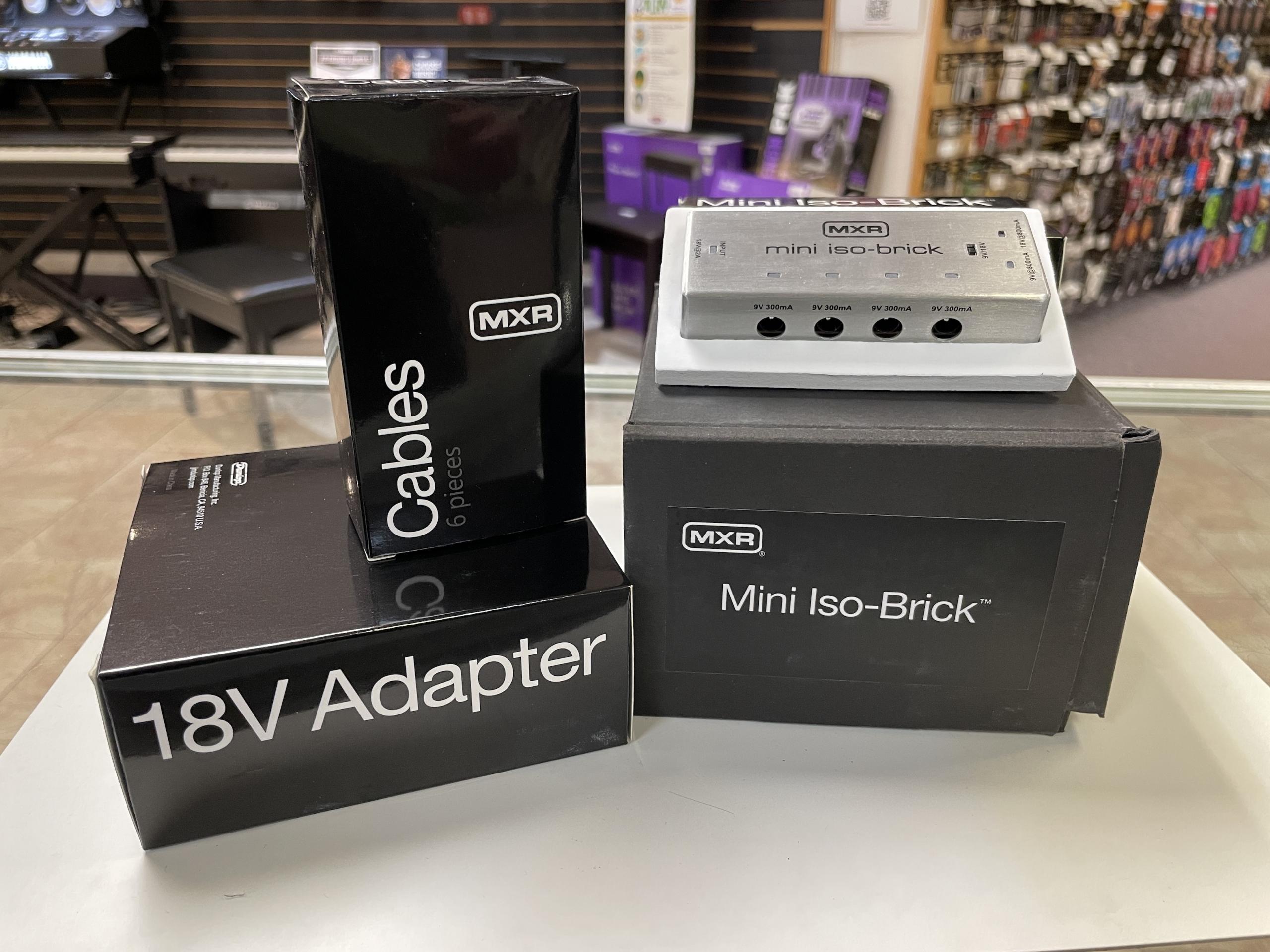 MXR Mini Iso Brick