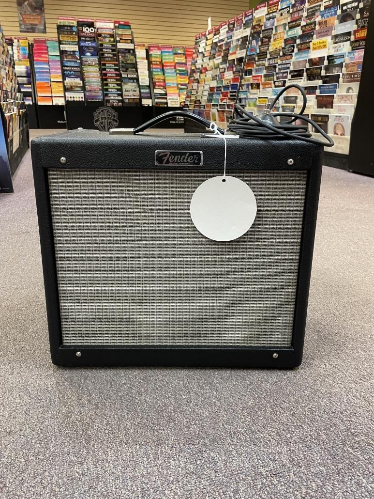 Fender Blues Junior IV Amp