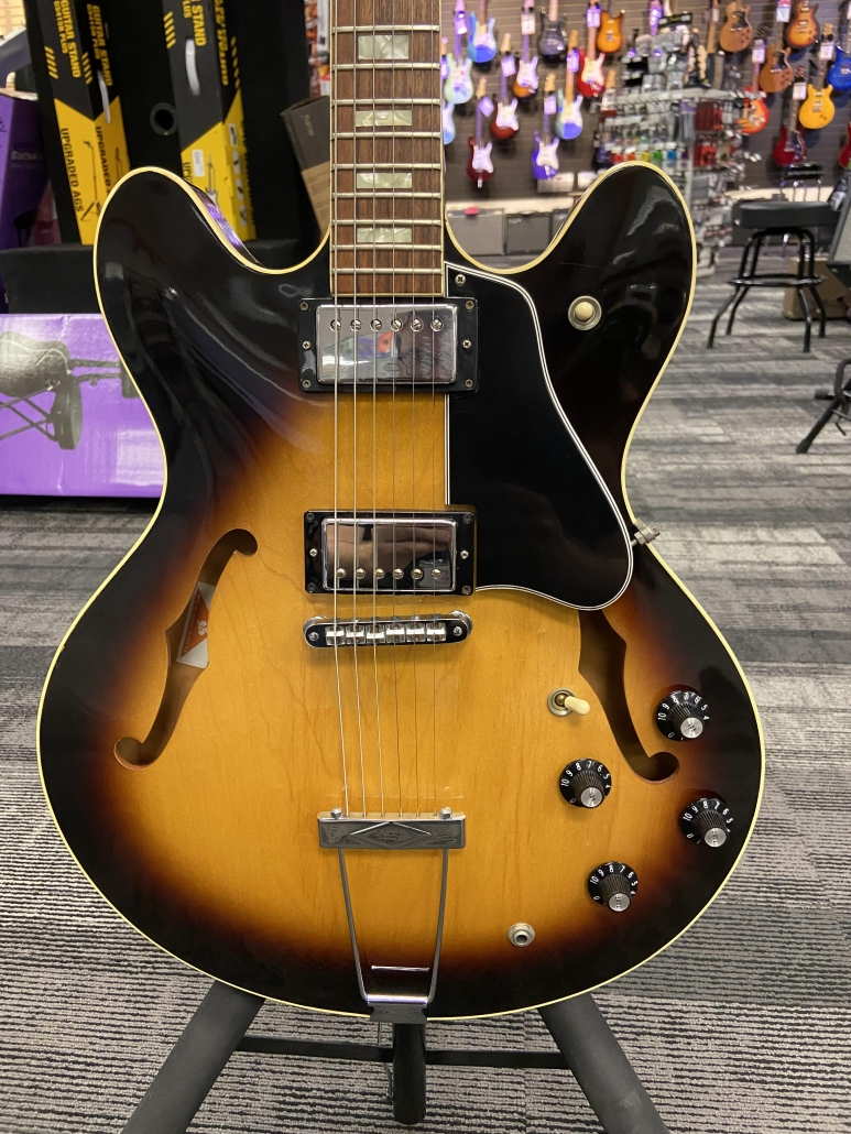 Used Original Gibson ES-335TD CRS Country Rock Stereo