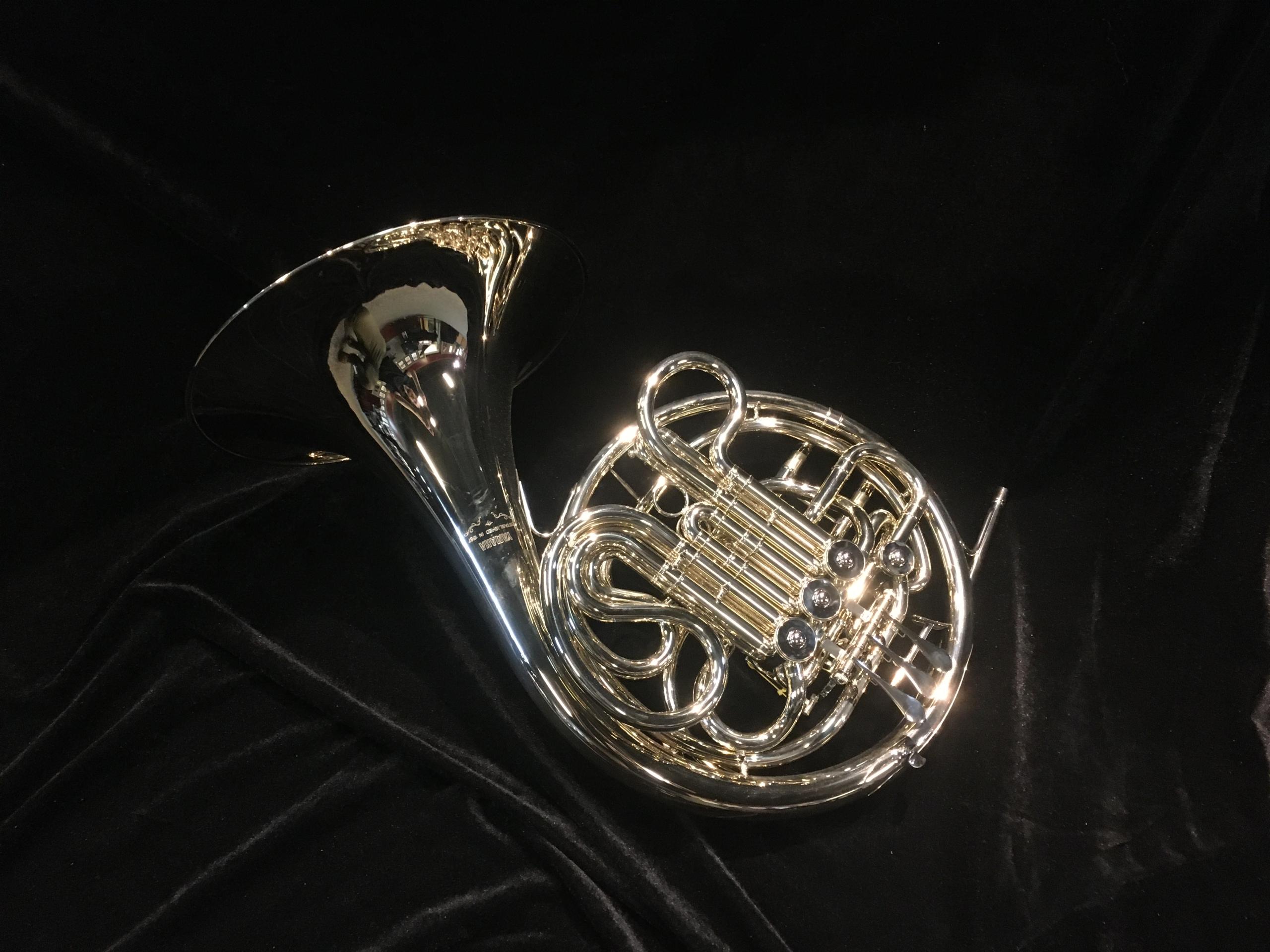 Used Yamaha French Horn